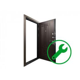Ремонт усиленных бронированных антивандальных дверей