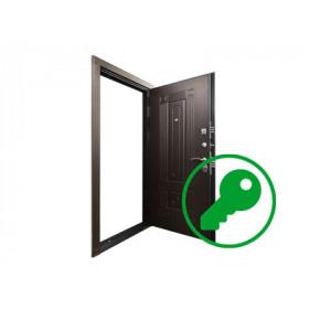 Взлом усиленных бронированных антивандальных дверей