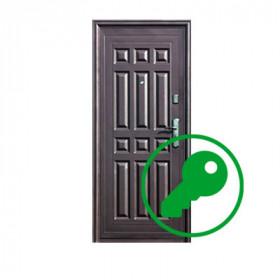 Вскрытие двери Форпост без повреждений