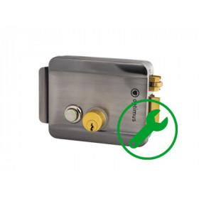 Замена электронных, магнитных, электромагнитных, электромеханических замков